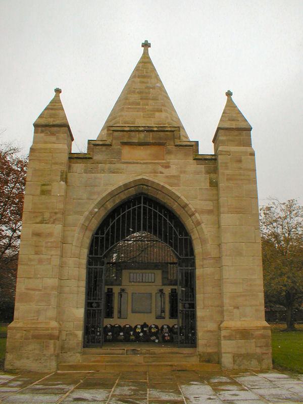 dresden Cenotaph